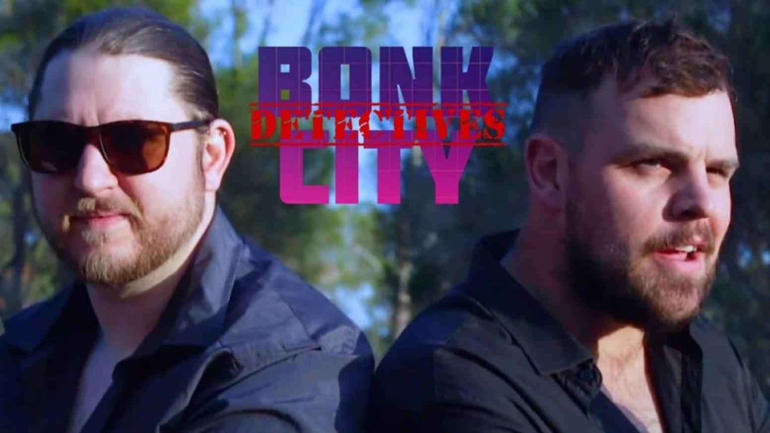 For Web Series Bonk City Detectives Cody Jones And Broden Monogue Raise Assets