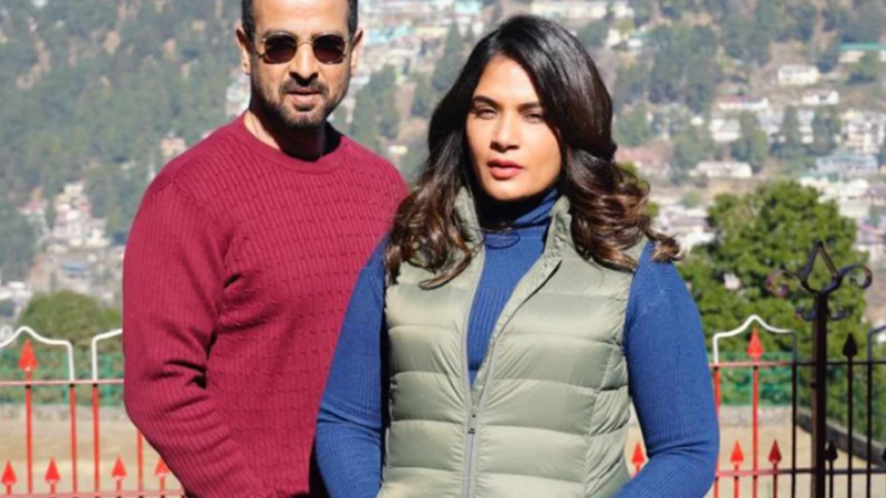 Ronit Roy, Richa Chadha open up with regards to their new web series 'Candy'