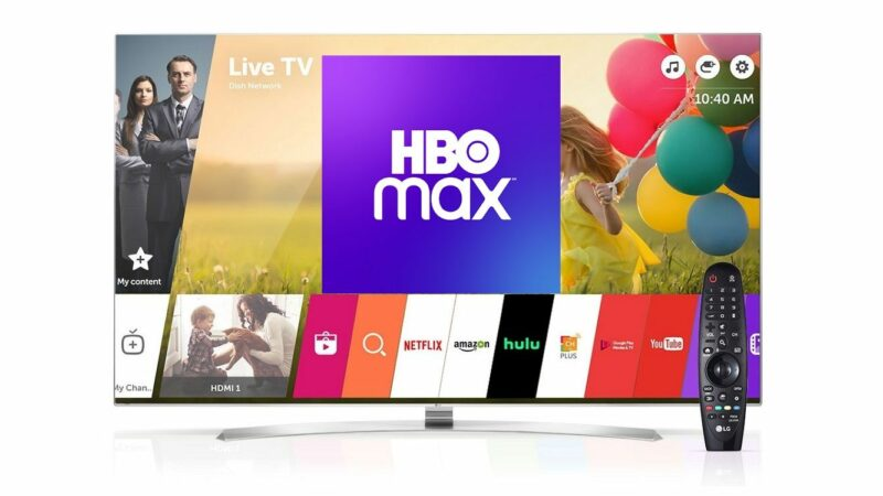 Over a year after HBO Max debuted on recent-model LG smart TVs in the U.S