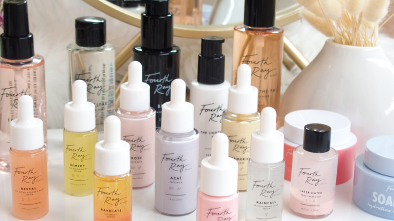 Fourth Ray Beauty: Brand Analysis And Finest Products