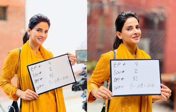 Saba Qamar Leading actors have now been part of web series For UrduFlix