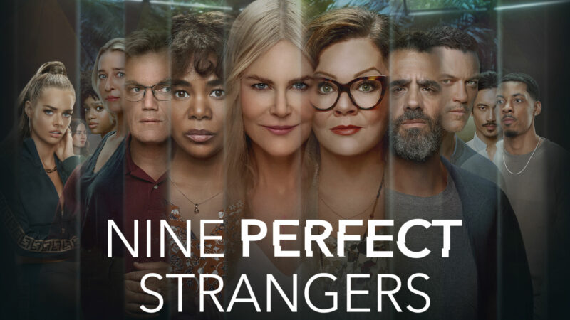 """The new Hulu drama """"Nine Perfect Strangers"""" was composed By An Algorithm?"""