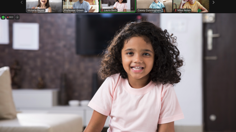 Zoom's latest focus mode could hold students back from diverting one another