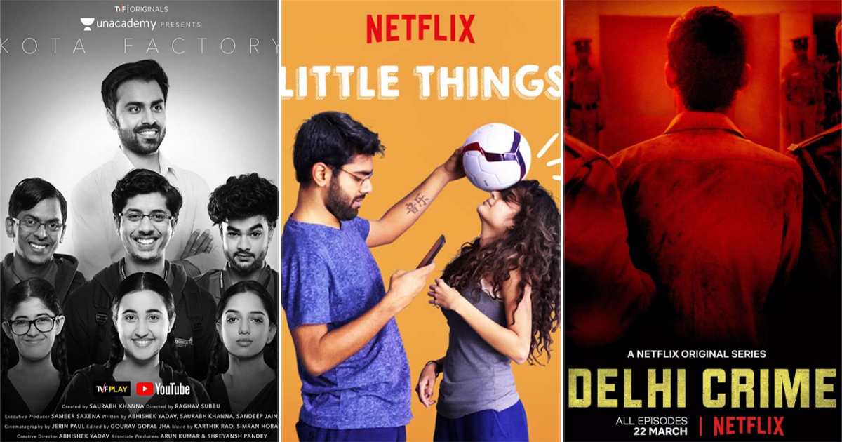 Here are Some Most Exclusive Upcoming Web Series : OTT Releases 2021