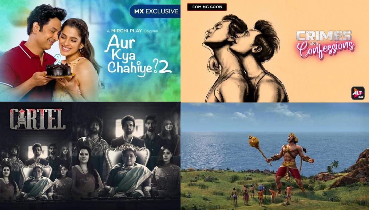 OTT Platforms are geared up to launch some summer-filled blockbuster series to watch this Weekend of August