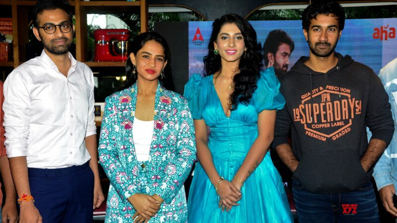 The Baker And The Beauty: Aha Launches Trailer Of Its New Telugu Web Series