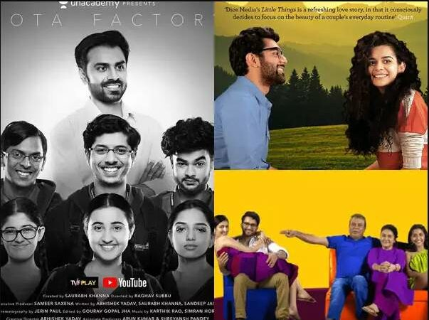 Here Are Some Most liked Web Series That Stream From YouTube To OTT Stages