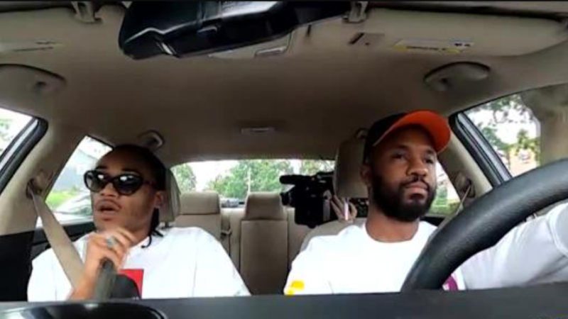 West Baltimore local peoples encouraging local entertainers while on-the-go In new web series Carcerts