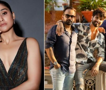 Regina Cassandra To be A Part Of New Web Series Starring Shahid Kapoor With Raj and DK