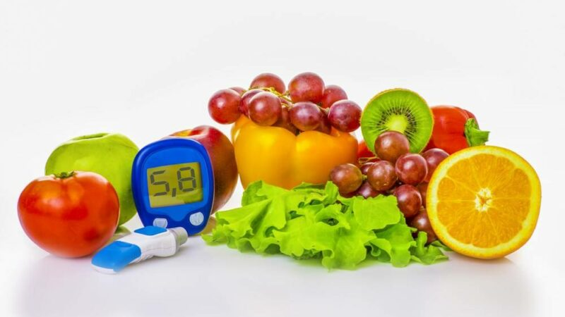Your definitive aide  : Diet and workout for diabetics