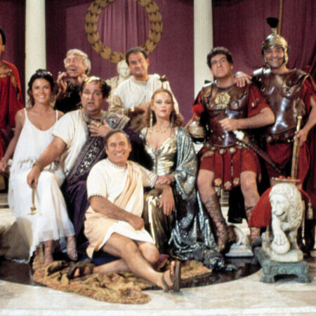 From Mel Brooks ,Hulu announces History Of The World, Part II series