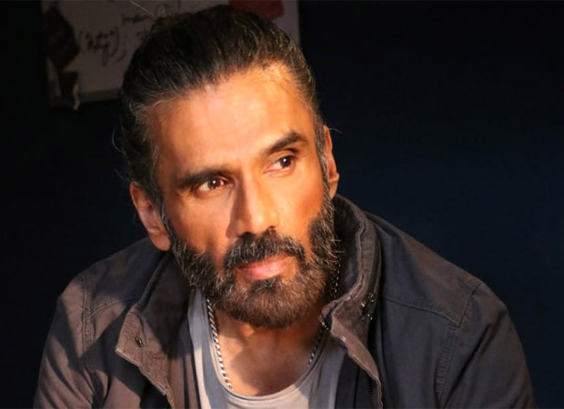 'Invisible Woman' : Suniel Shetty will make his debut  with noir action thriller series